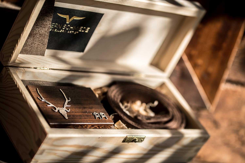 Guertel-Kiste